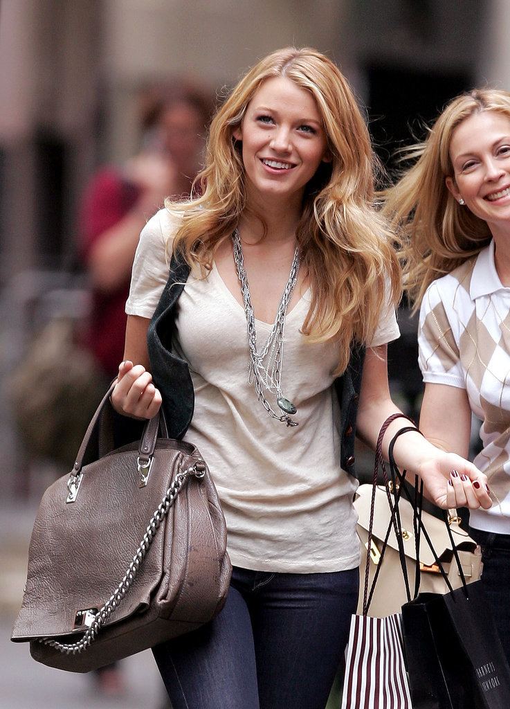 Blake Lively 39 S Best Gossip Girl Style Popsugar Fashion