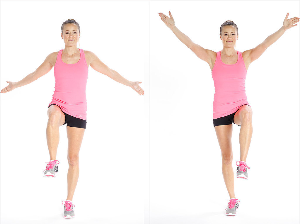 20-Minute At-Home Cardio Workout With No Running ...