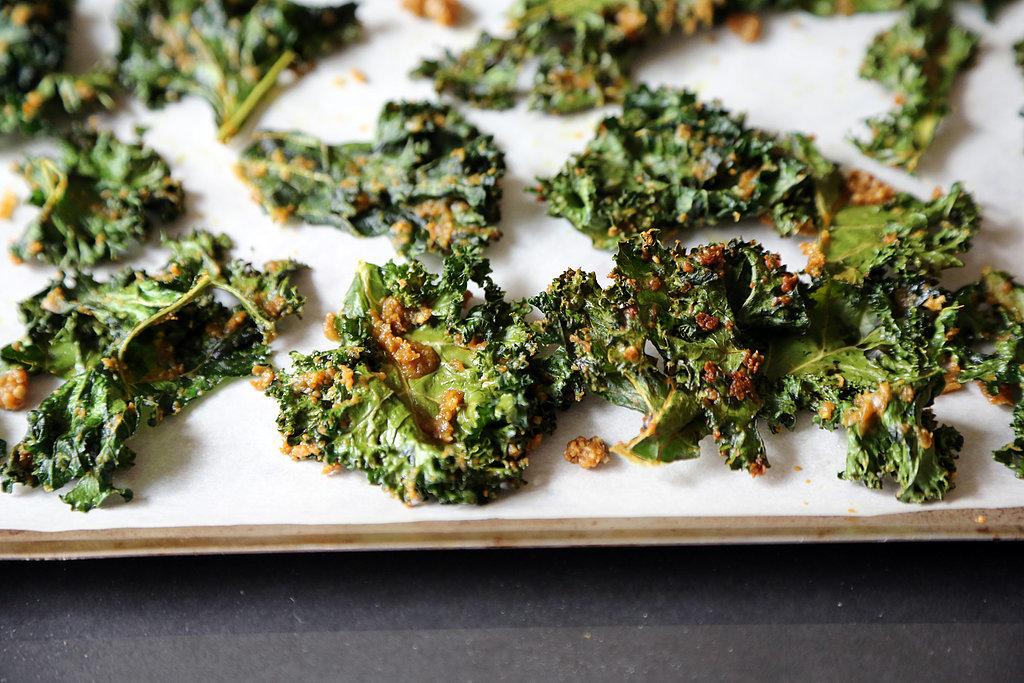 Cheesy kale chips popsugar food forumfinder Gallery