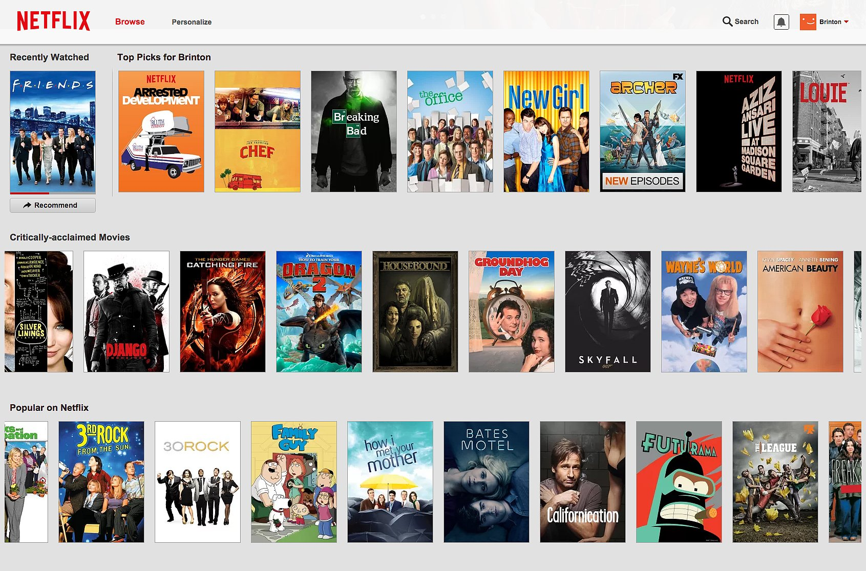 Movie Recommendations? How Does Netflix Do It? A 9 Step Coding ...