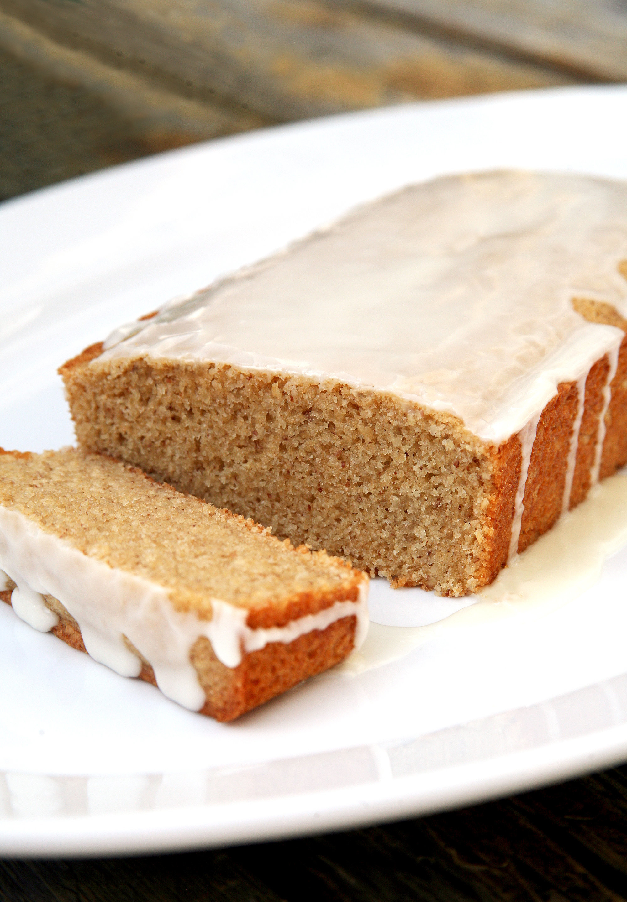 Healthy Apple Loaf Cake Recipe