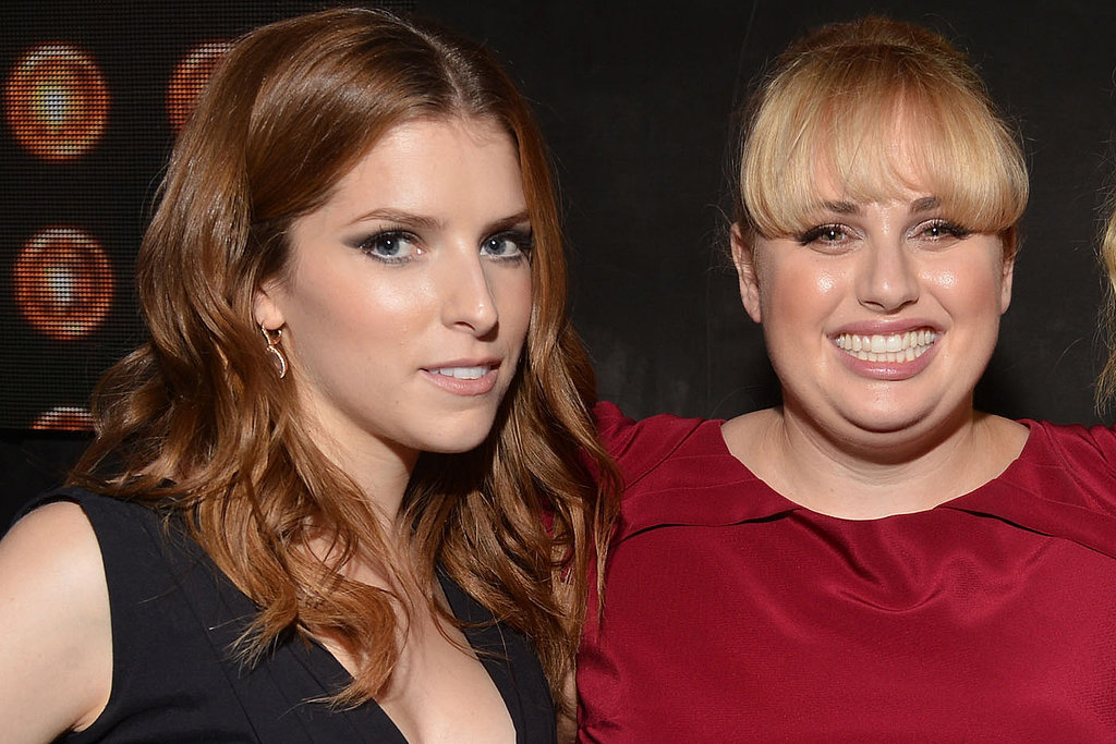 Anna Kendrick, Rebel Wilson, and Brittany Snow Are Starring