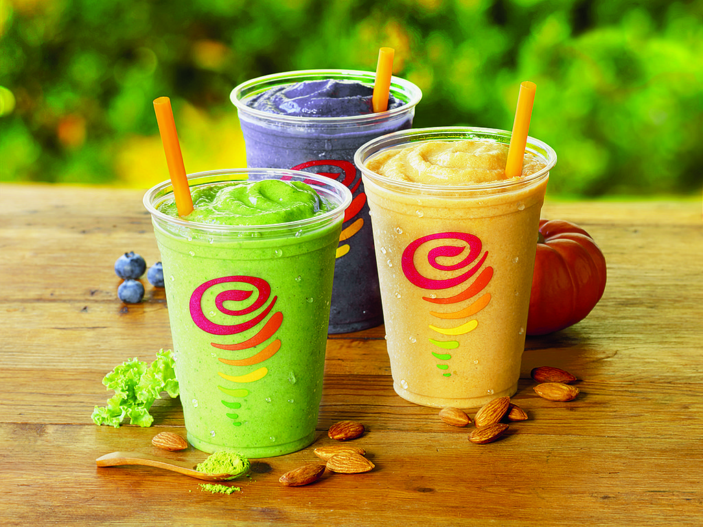 59 rows ·  · The Jamba Juice menu now also includes wraps, sandwiches, salads, and 5/5(1).