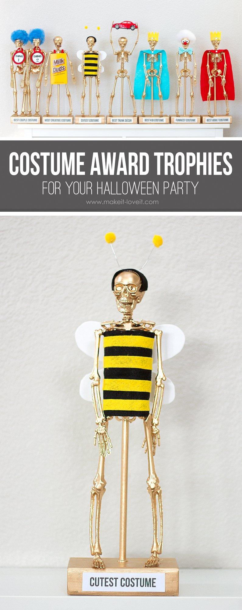 best halloween costume award