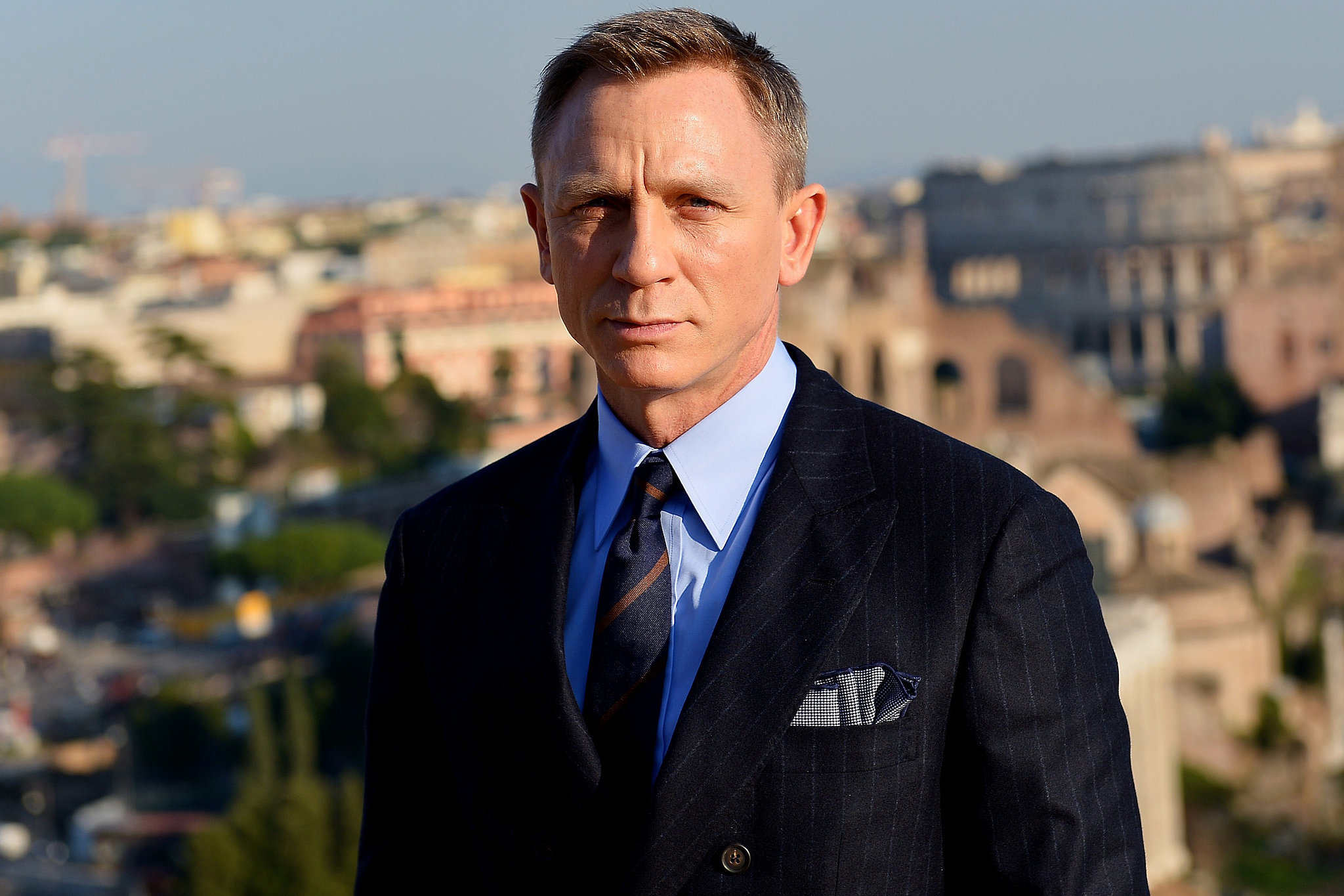 Daniel Craig's Quotes About Being Bond Again 2015 ...