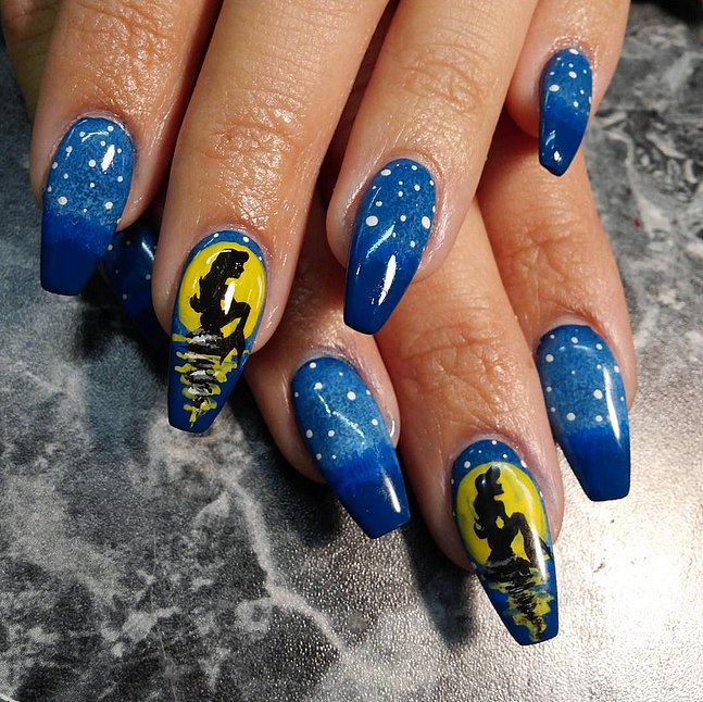50 Disney Nail Designs That Will Make the Kid in You Flip Out