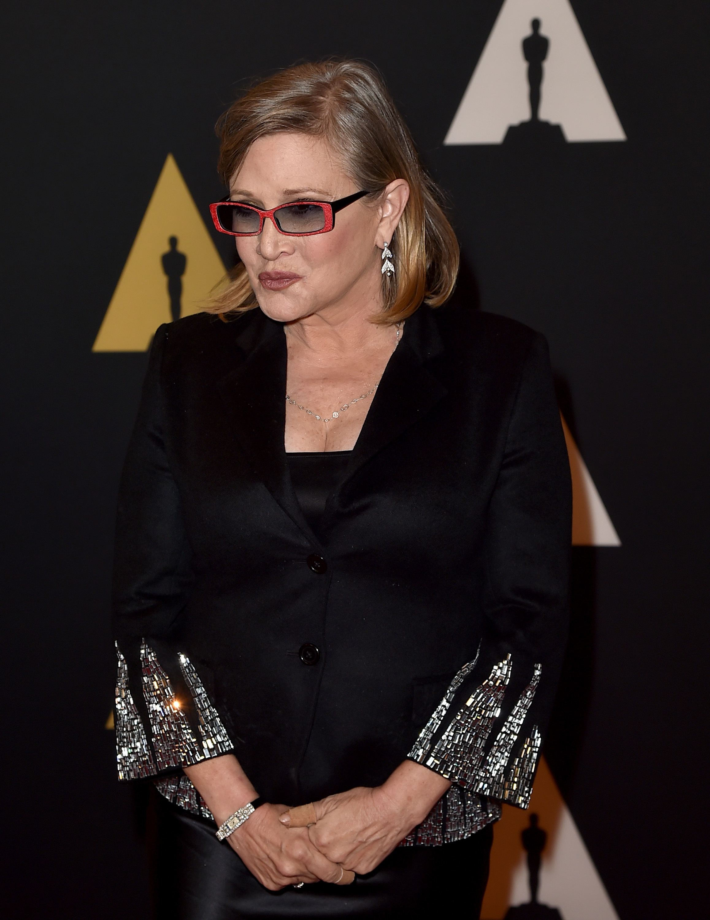 Carrie Fisher Nude Photos 67