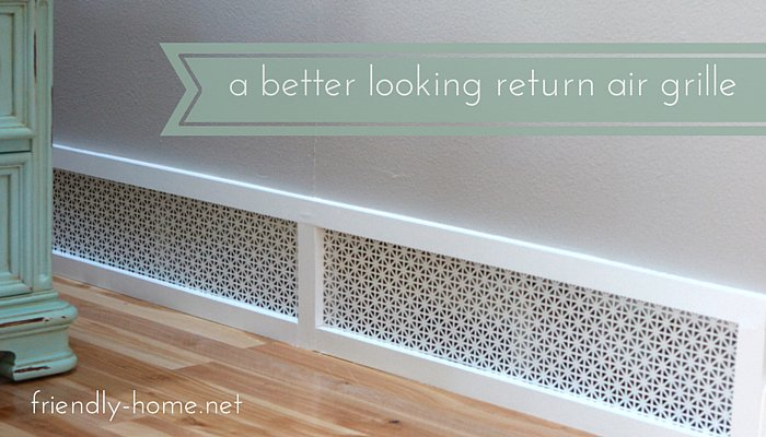 How To Beautify Air Vents Popsugar Home