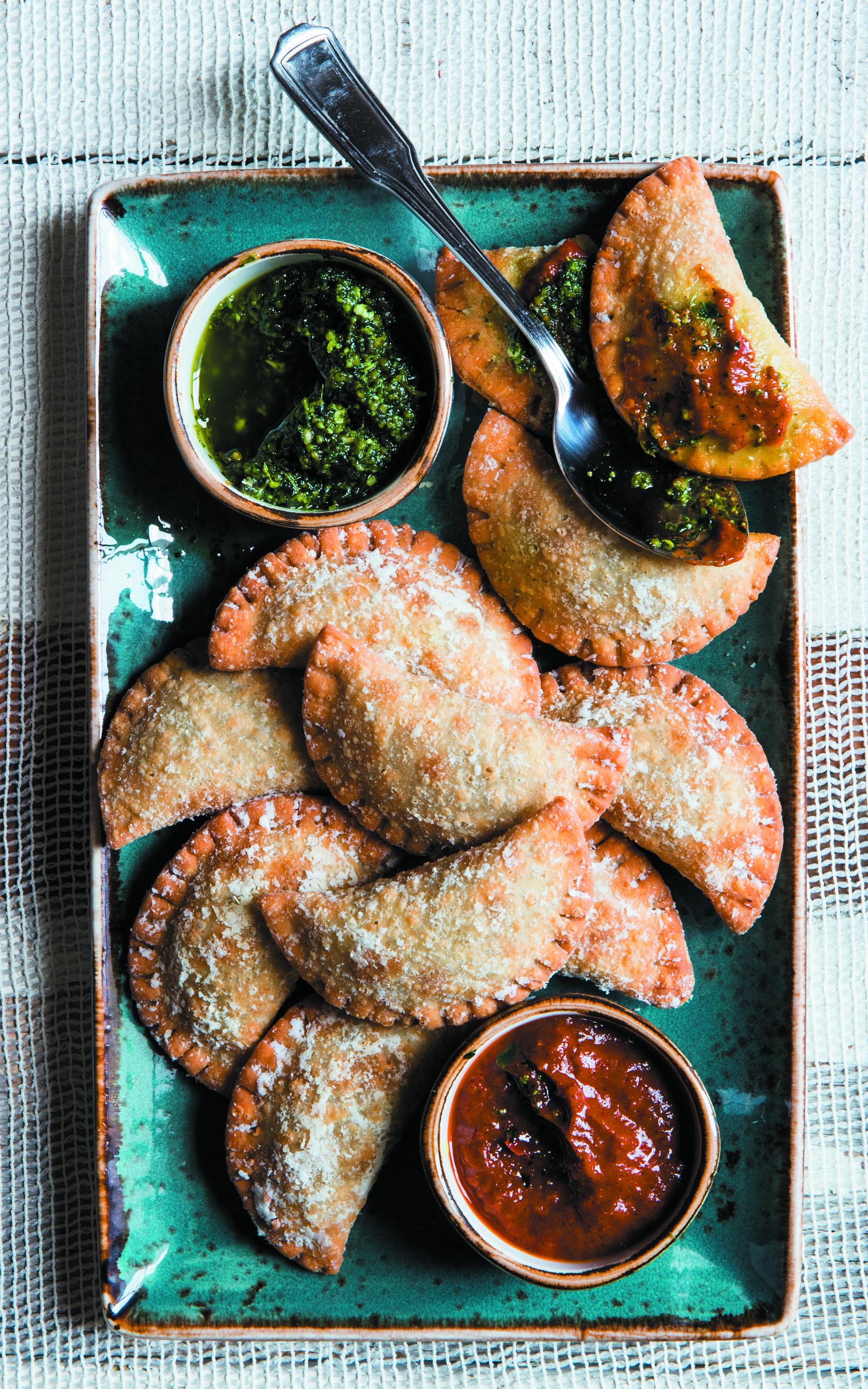 Chorizo and Potato Empanadas Recipe   POPSUGAR Latina