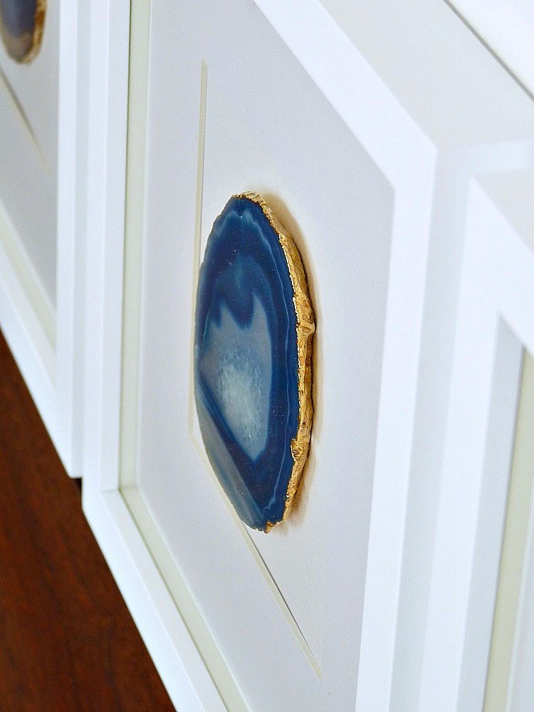 Agate Wall Decor Diy Agate Wall On Blue Agate Slice Bathroom Print Crystal Watercolor