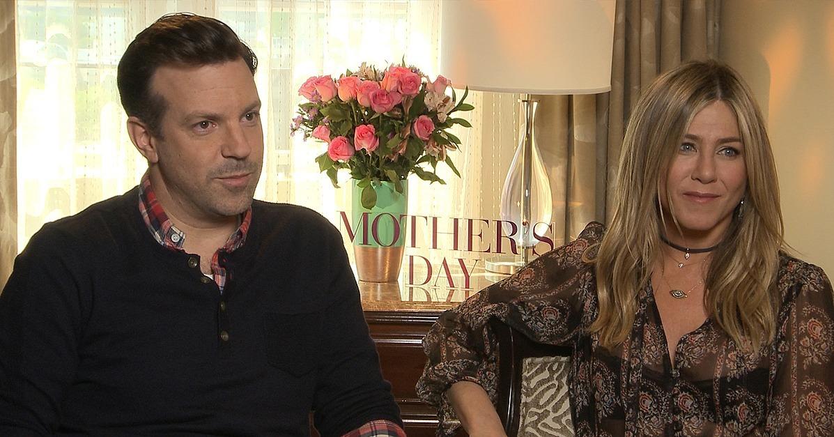 Jennifer Aniston Mother's Day Interview (Video) - POPSUGAR