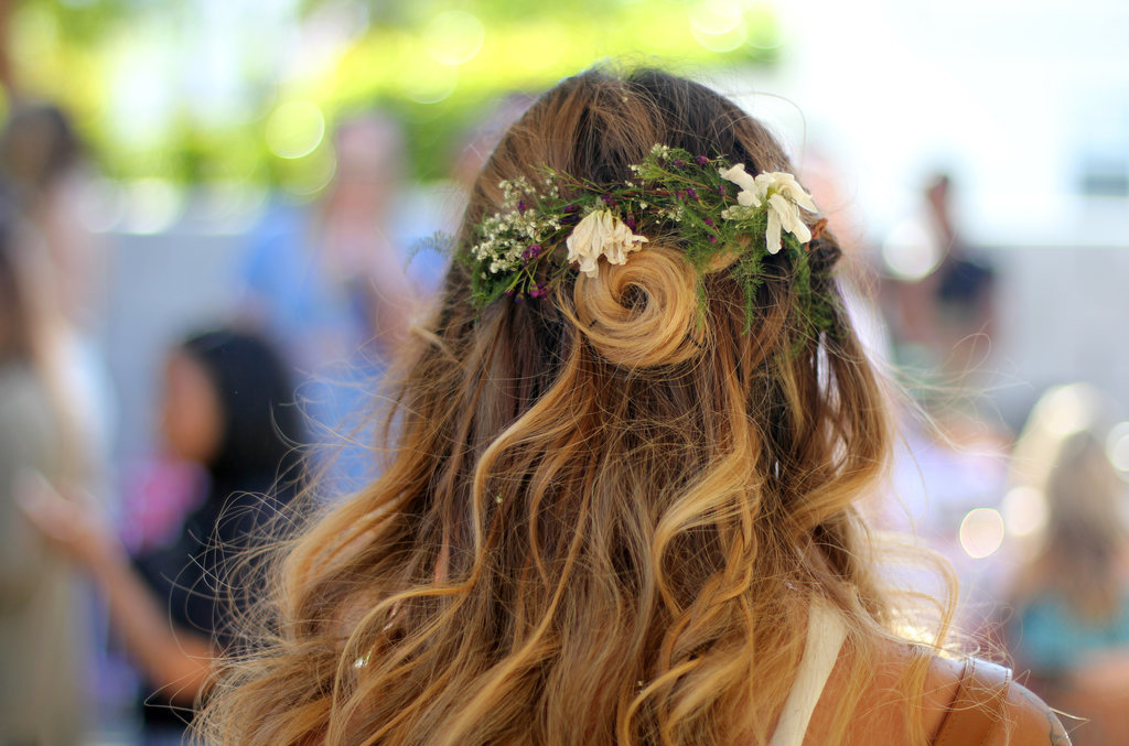 Coachella Festival Hair 2016
