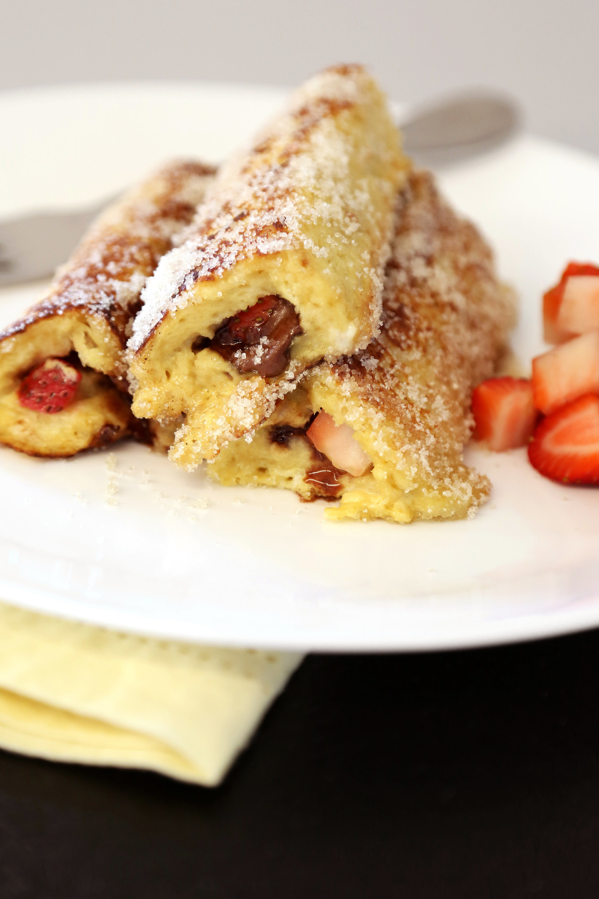 Share This Link Copy Share This Link Copy Strawberry French Toast Rollups