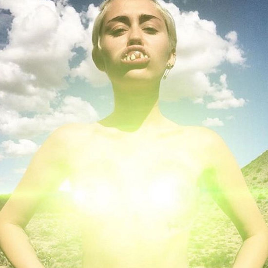 Miley Cyrus's Instagram (Video)