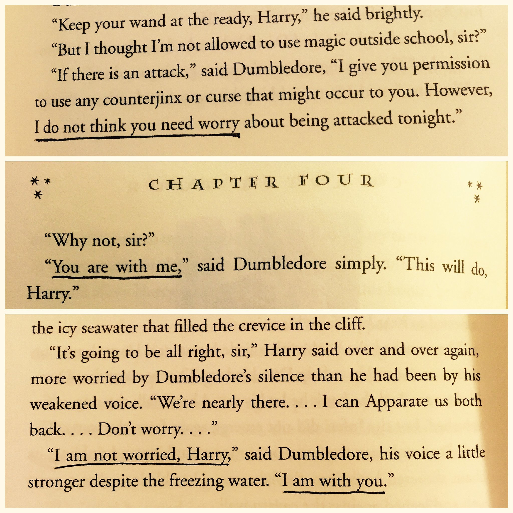 Harry Potter Book Quotes Harry Potter And Dumbledore Quote  Popsugar Tech