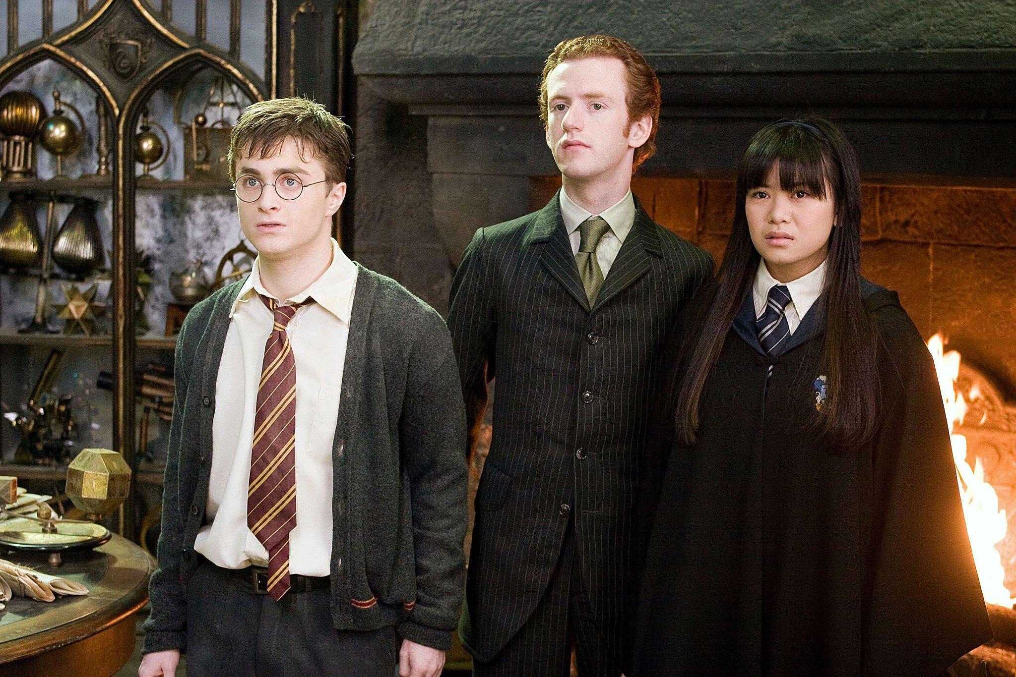 Harry potter percy weasley