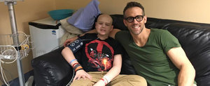 Ryan Reynolds Posts a Bittersweet Tribute to a Young Deadpool Fan Who Died of Cancer