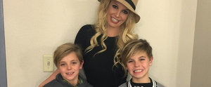 Britney Spears Writes a Mother's Day Letter to Her Sons, and It'll Probably Make You Cry