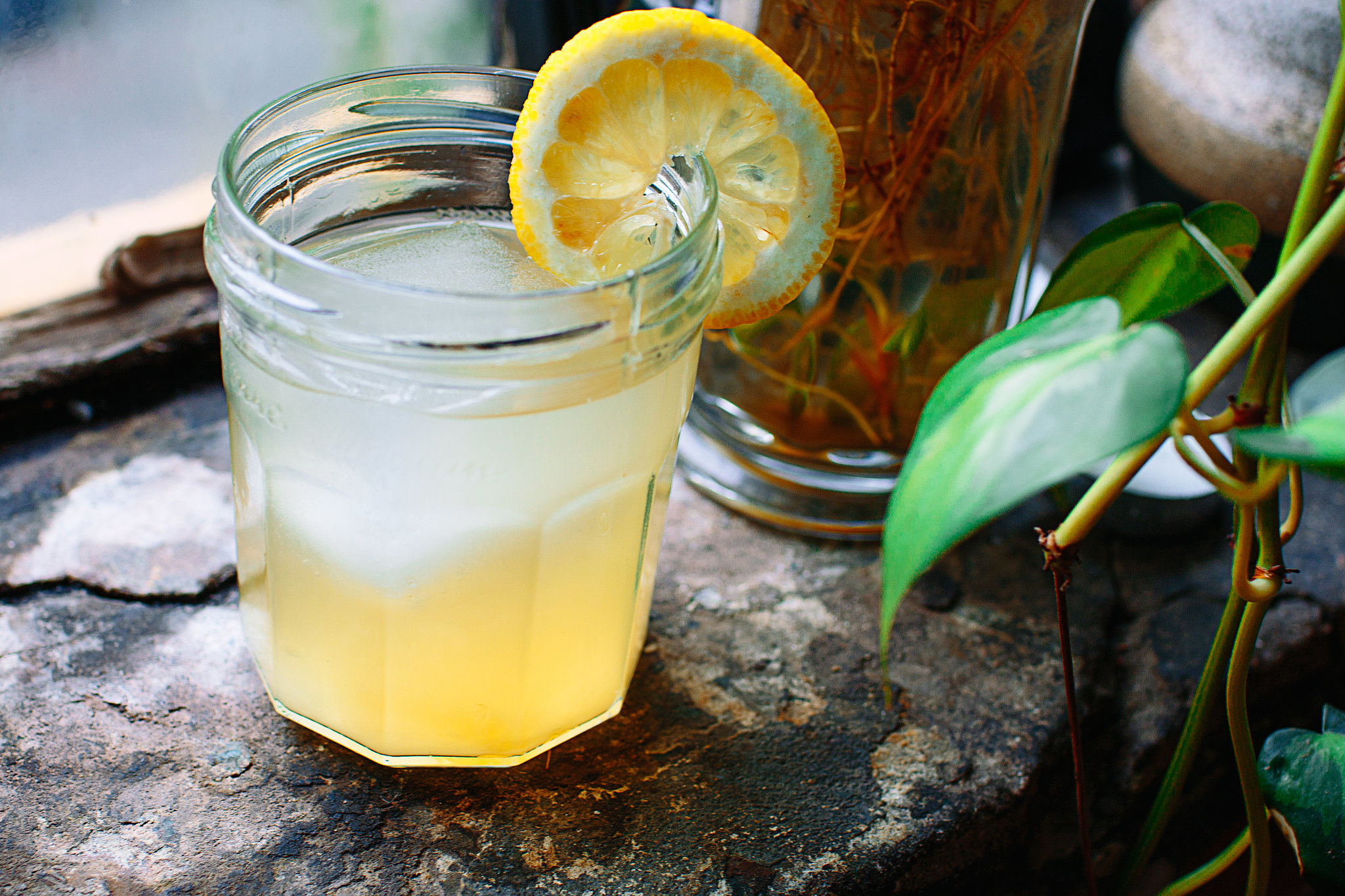 Coconut water and whiskey cocktail recipe popsugar latina for Good whiskey drinks for summer