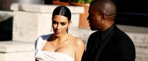 Kim and Kanye Escape Back to Italy Ahead of Their Second Wedding Anniversary