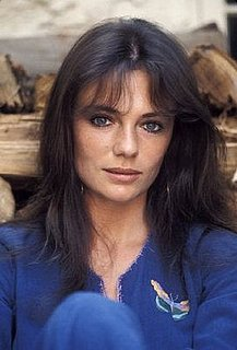 Jacqueline Bisset  - 2018 Dark brown hair & casual hair style.