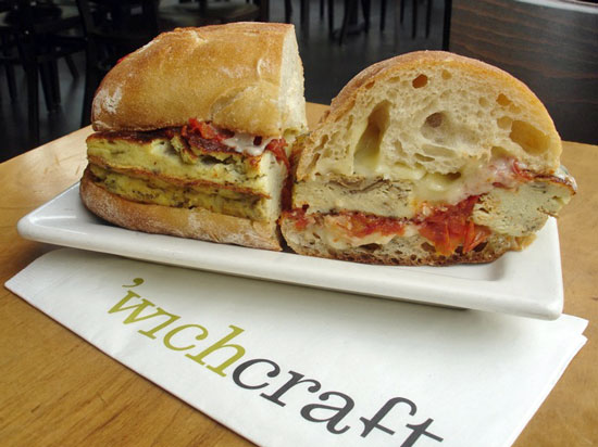 Recipe For 'Wichcraft Onion Frittata Sandwich With Roasted Tomatoes ...
