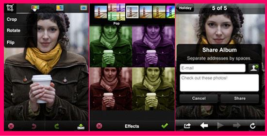 приложение фотошоп для айфона - фото 3