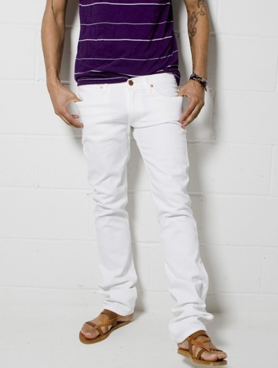 Is It Hot When Guys Wear White Jeans  POPSUGAR Fashion