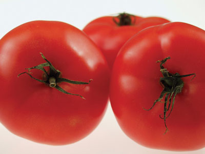 Smarter Eats: Add a Little Fat to Your Tomatoes 7/30/107/30/10 by FitnessPOPSUGARFitnessTomatoesAdding Fat to Tomatoes Helps the Body Metabolize the NutrientsSmarter Eats: Add a Little Fat to Your Tomatoes July 30, 2010 by Fitness7 Shares After years of being maligned, fat is making a comeback. It's the macronutrient necessary for absorbing fat-soluble nutrients like carotenoids, the antioxidant the body converts to vitamin A. This family of antioxidants gives fruits and veggies their orange and red hues, so the produce containing these antioxidants is easy to spot. Take tomatoes, for instance. They're known for being high in the antioxidants lycopene and beta carotene, two types of carotenoids. But since lycopene and beta carotene are fat soluble, tomatoes need to be paired with a bit of fat to absorb these important nutrients. Spritzing a little olive oil over your tomatoes adds flavor and will help you reap the benefits of this fruit disguised as a veggie. Or go all out and make a Caprese salad.Share this - 웹