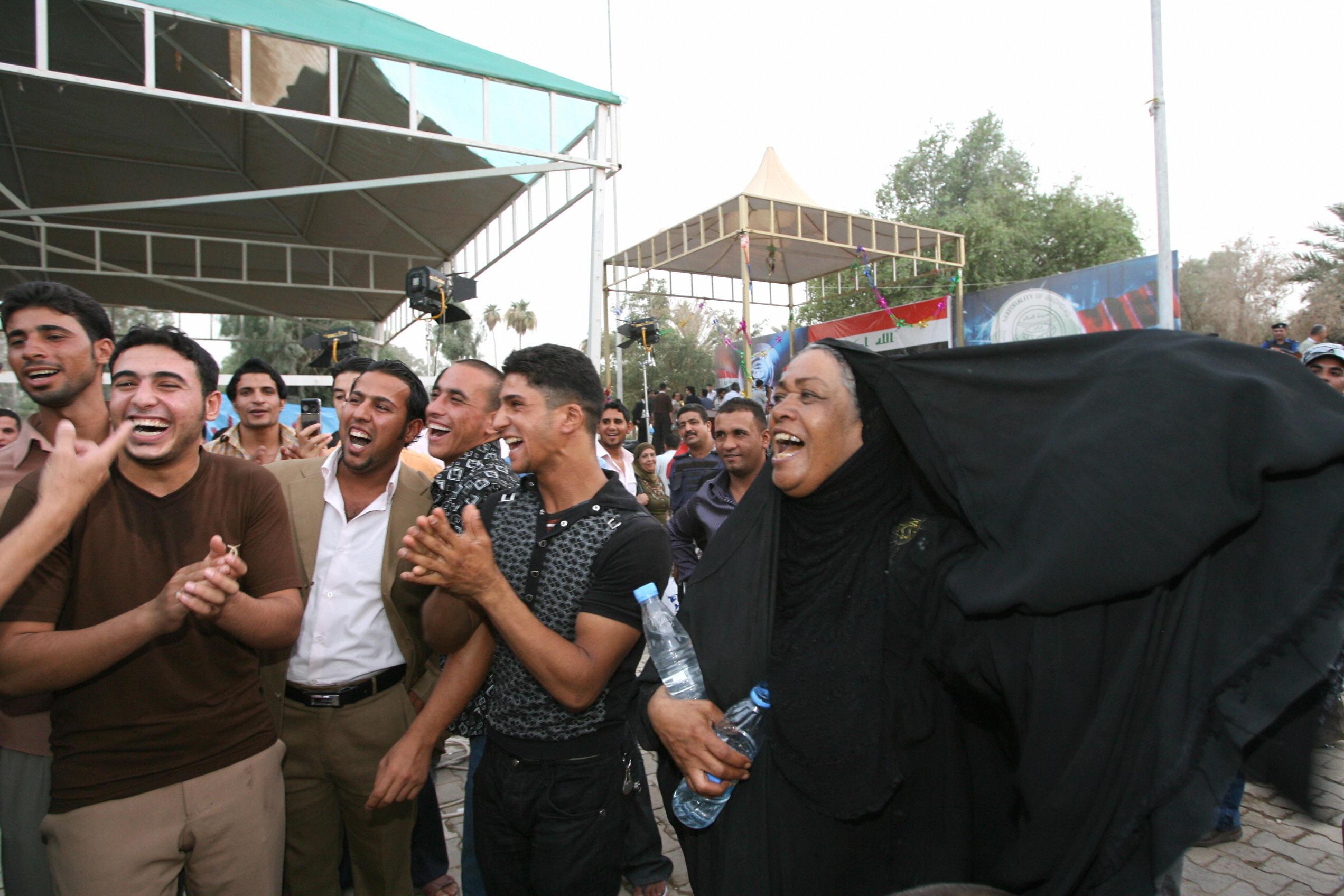 Фото иракских женщин 23 фотография