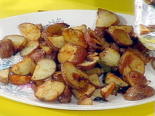 Home Fries with Peppers and Onions