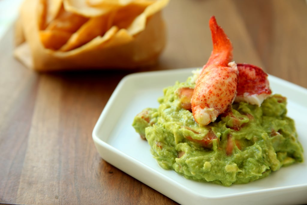Lobster and Pickled Jalapeño Guacamole Recipe | POPSUGAR Latina