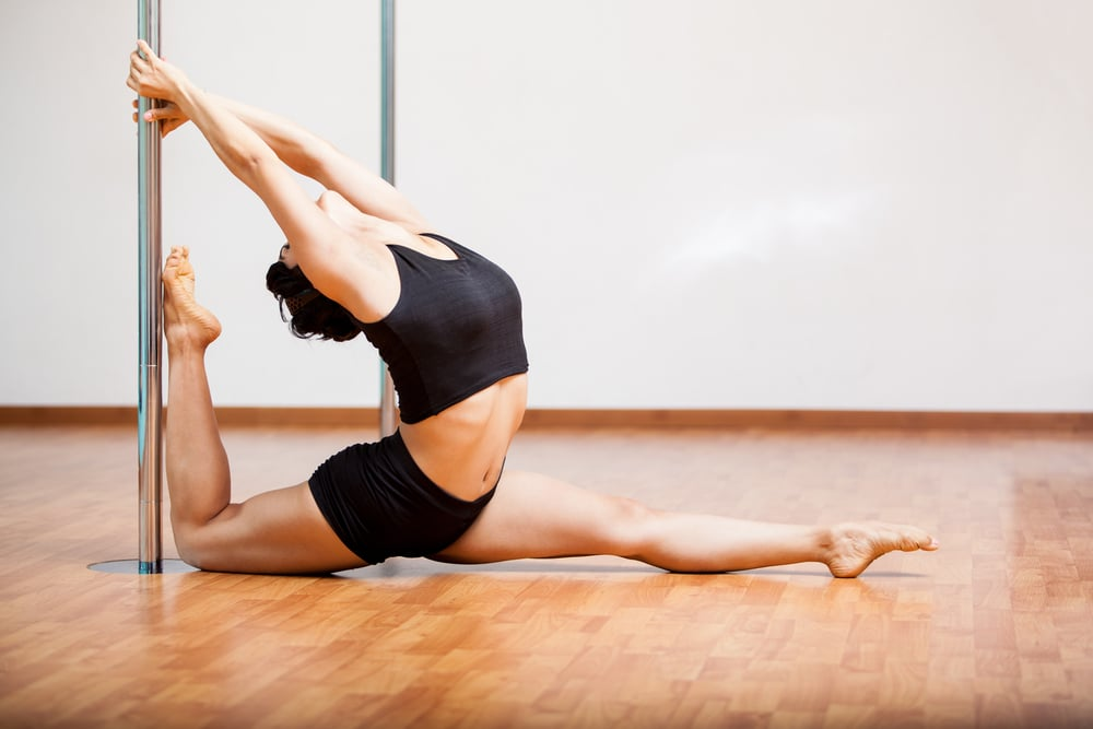 Why Pole Dancing Is A Good Workout Popsugar Fitness