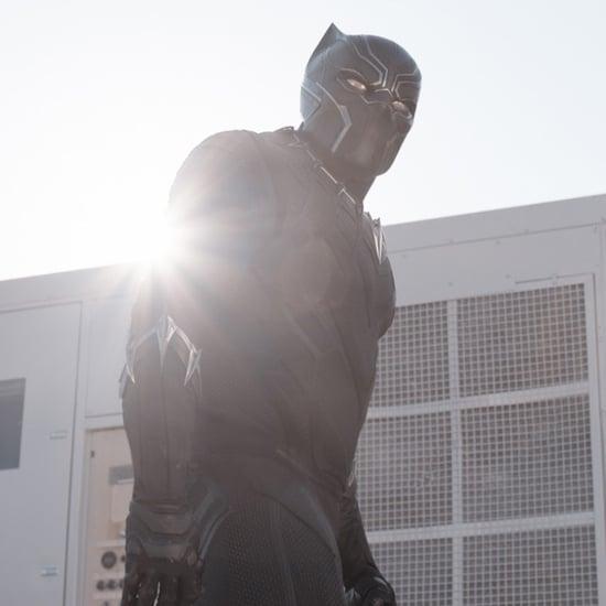 Chadwick Boseman Interview About Captain America: Civil War
