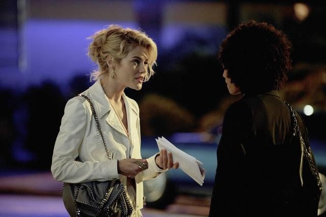 Rachael Taylor and Annie Ilonzeh in ABC&#039;s Charlie Angels.</p> <p>Photo copyright 2011 ABC, Inc.