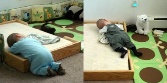 Floor Beds For Babies Popsugar Moms