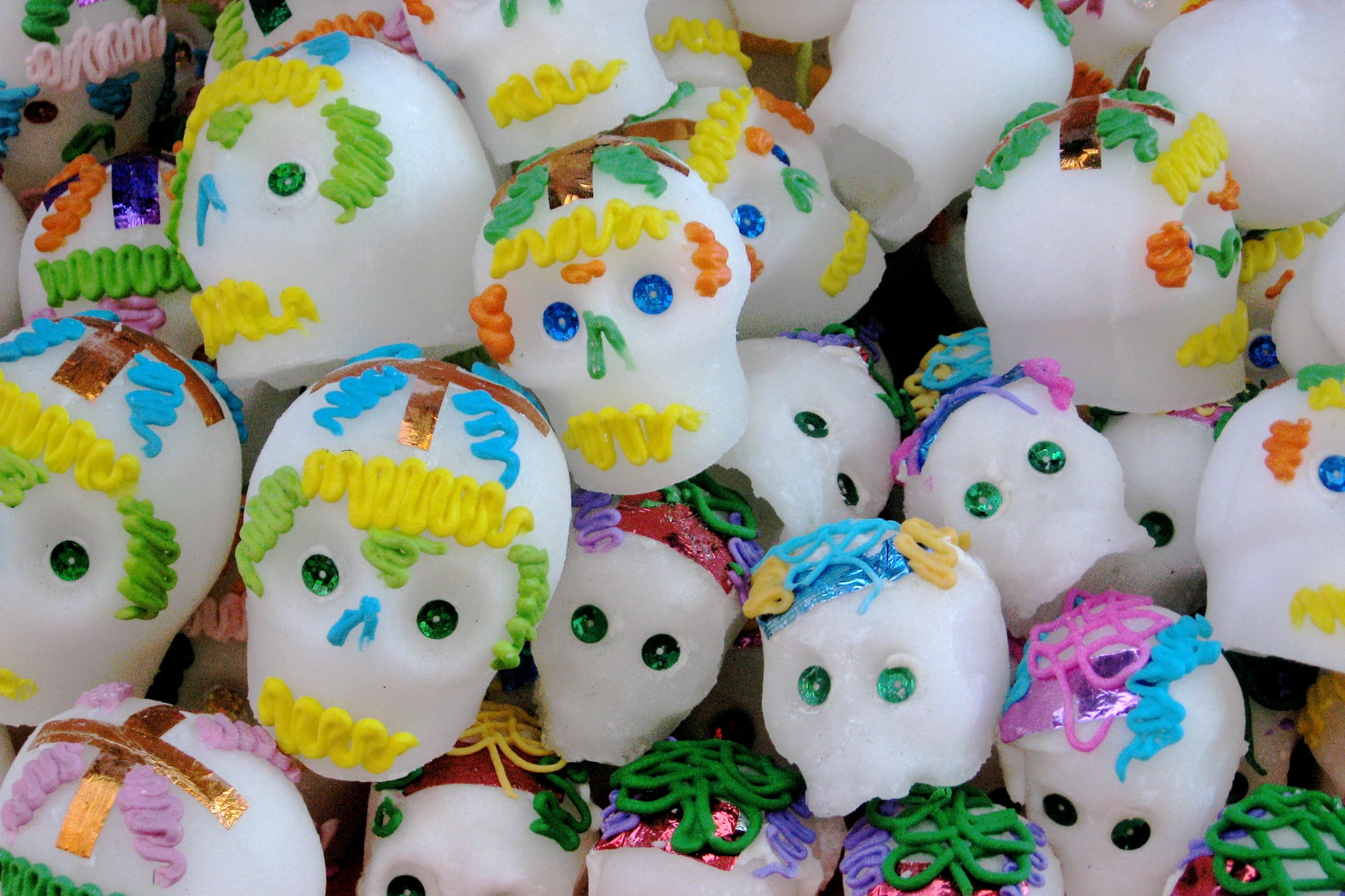 The Meaning Behind Day of the Dead Sugar Skulls