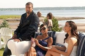Meagan good in Jumping the Broom