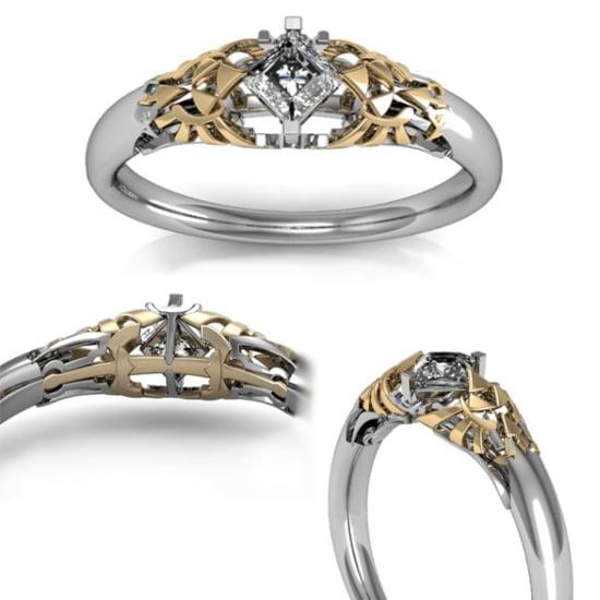 Princess Zelda Jewelry: Legend Of Zelda Ring