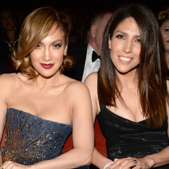 Photos of Jennifer Lopez and Her Sister Lynda