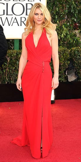 Claire Danes(2013 Golden Globes Awards)