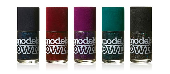 Models Own Velvet Goth Nail Polish | POPSUGAR Beauty UK