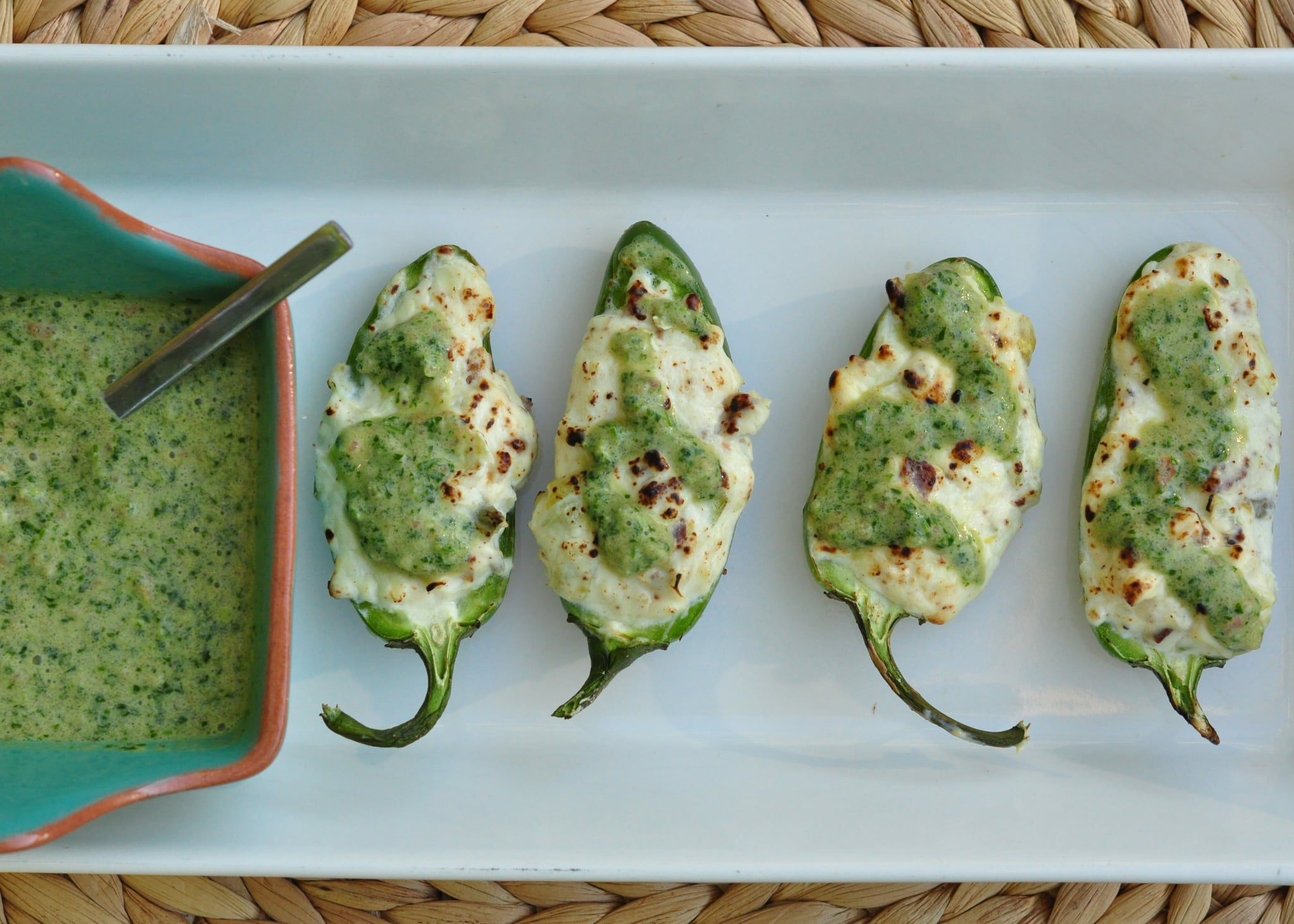 how to cook jalapenos on the grill