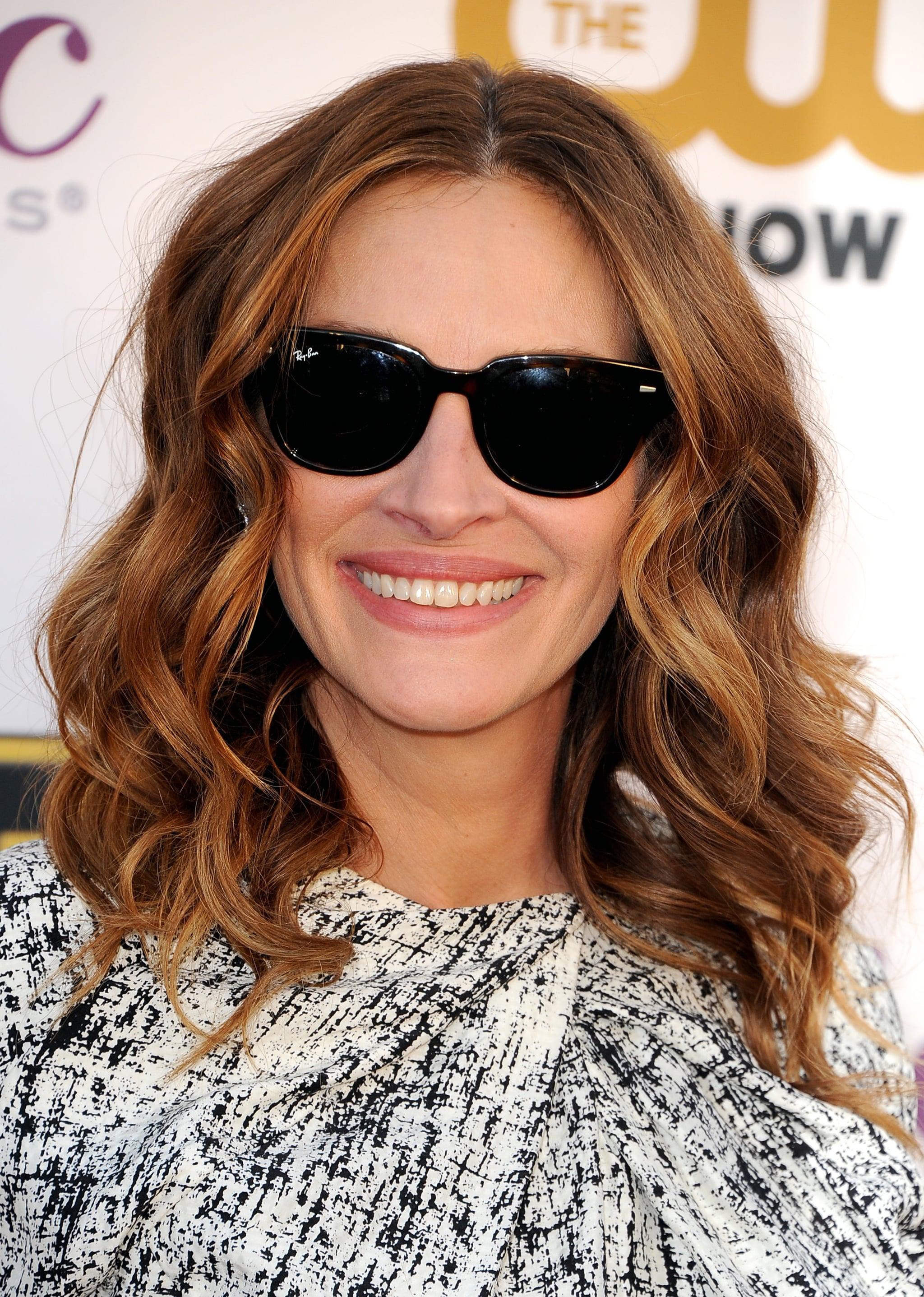 Julia Roberts Hair and Makeup at Critics' Choice Awards ...