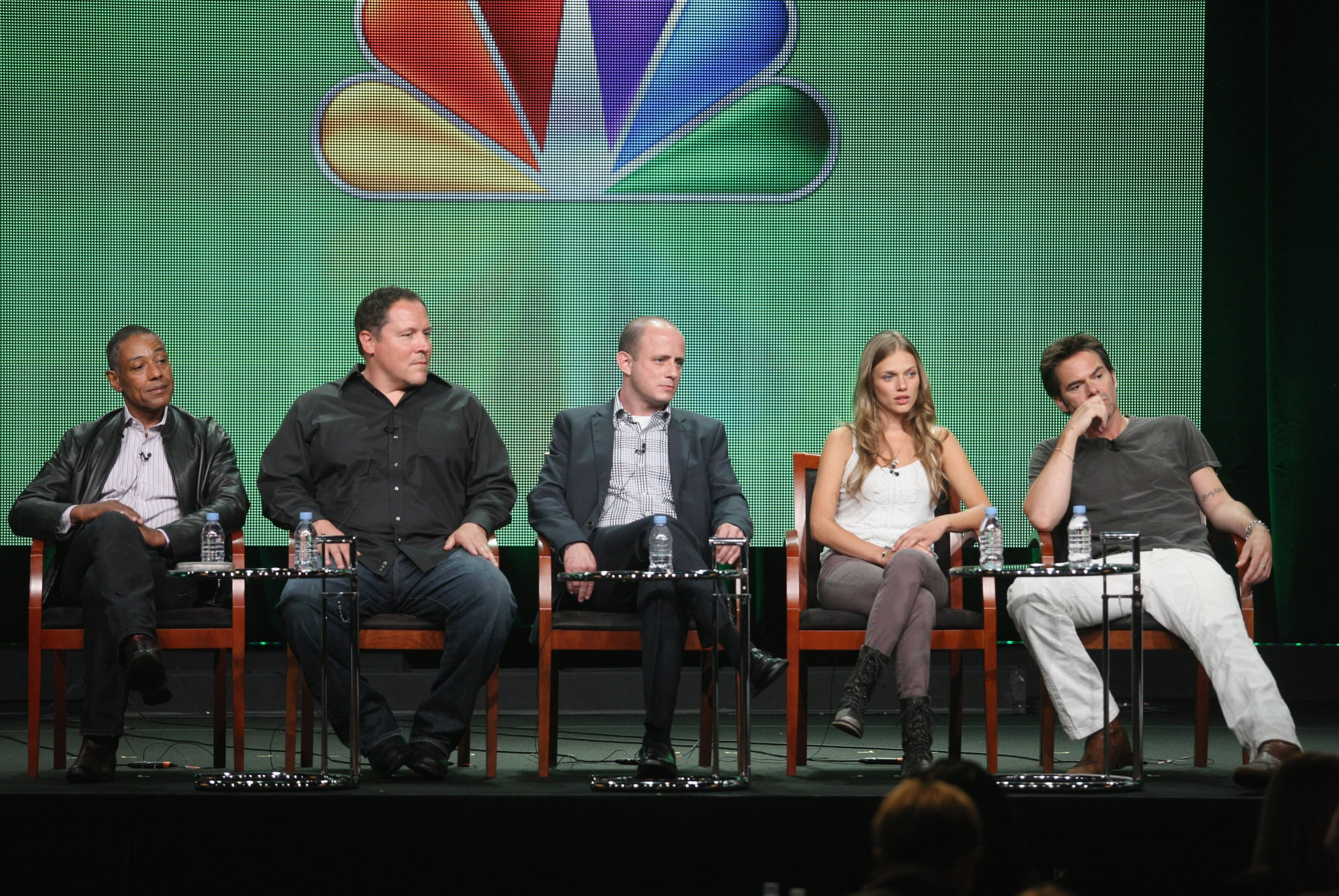 Revolution will be on NBC this Fall.