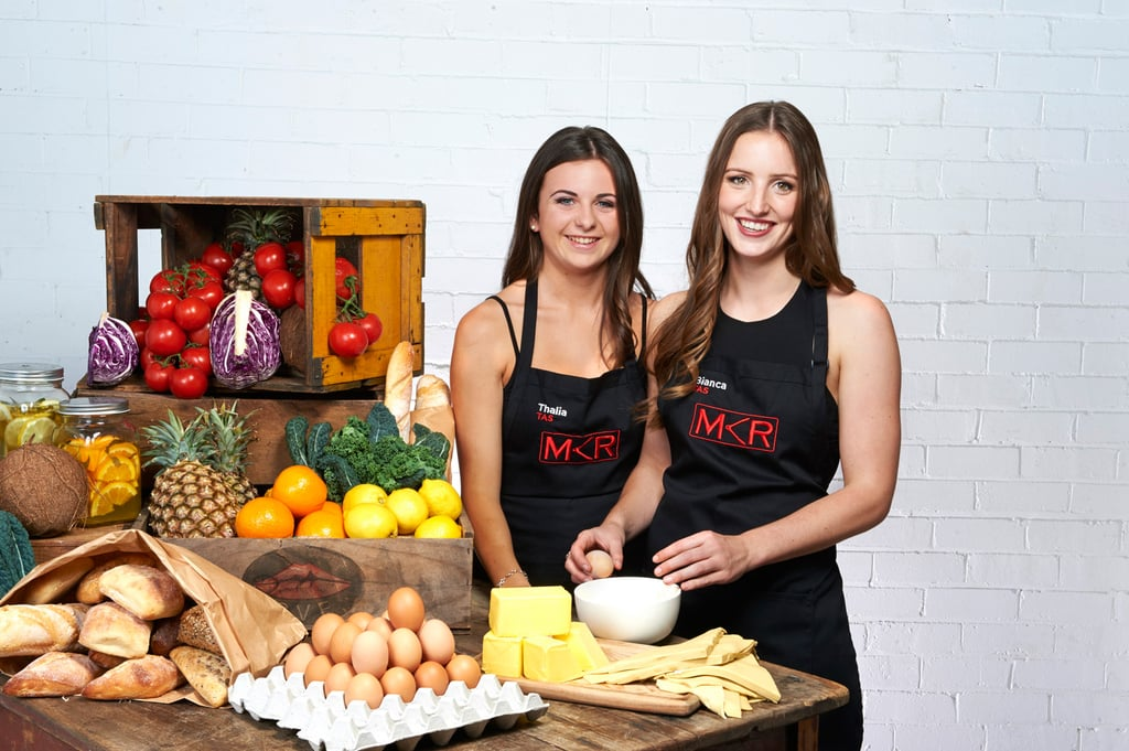 Channell  My Kitchen Rules