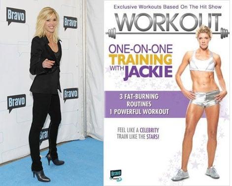 Jackie Warner's Moves to Get Bikini Ready