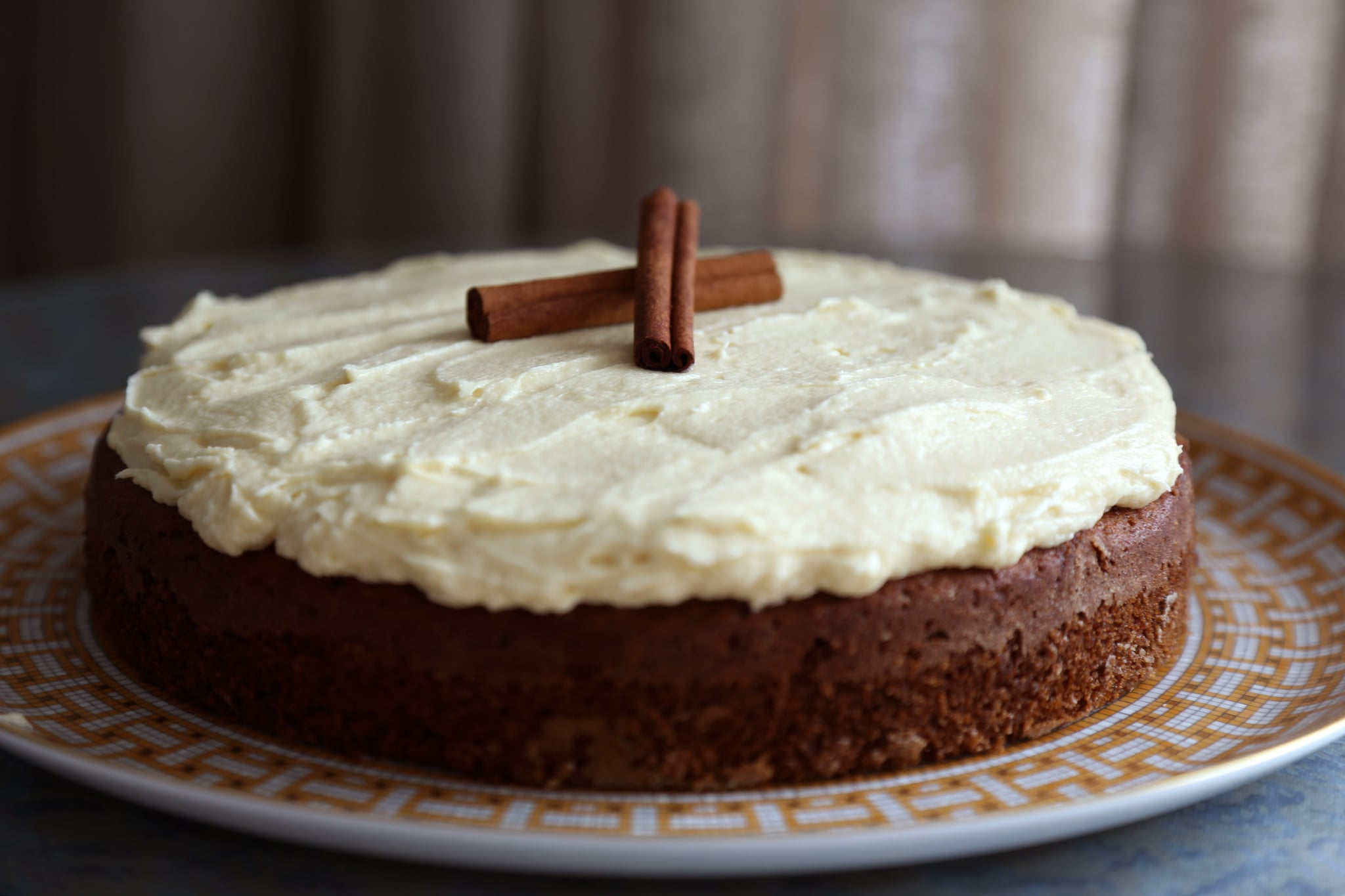 Cake Icing Recipe For Piping: Easy Pumpkin Cake With Cream Cheese Frosting Recipe