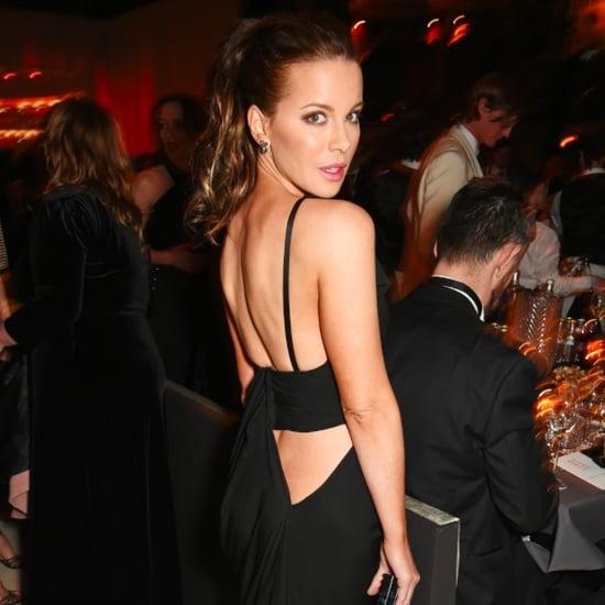 Kate Beckinsale at the British Fashion Awards 2015