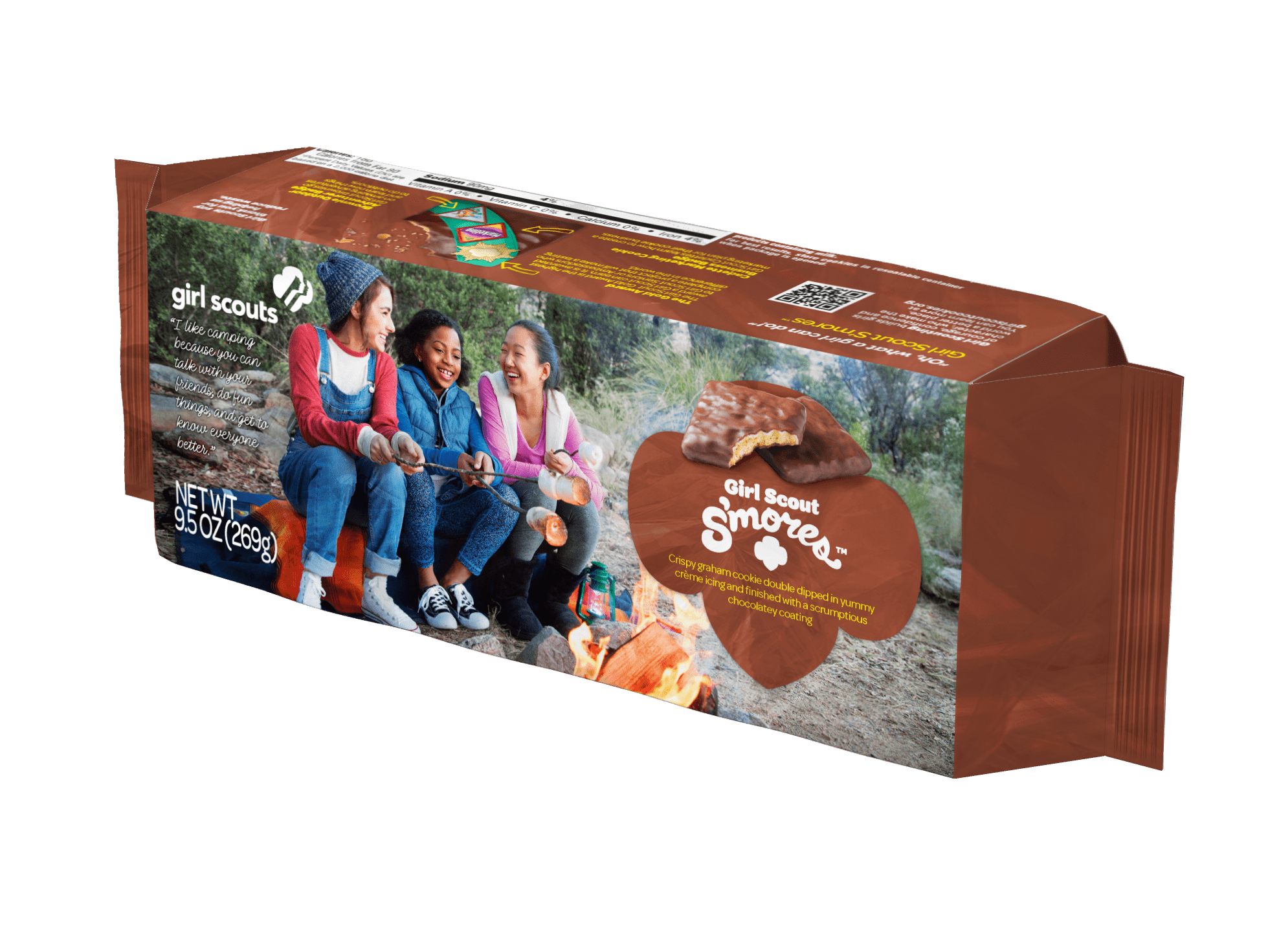 s mores girl scout cookies popsugar food